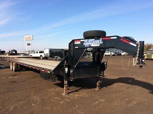 2013 Diamond C FLT212 - 40' Industrial Flatdeck Trailer Edmonton Edmonton Area image 1