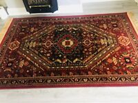 Beautiful rug (150x225) in perfect condition