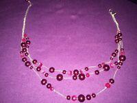 White House Black Market Necklace/Bracelet Set