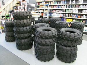 In Stock! All new ATV and Dirtbike Tires!