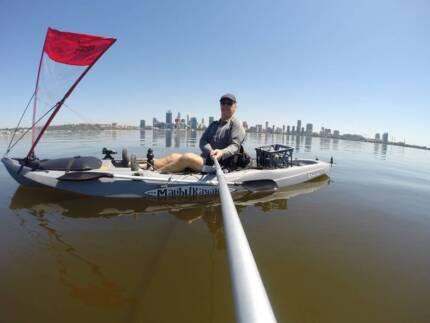 Malibu X-Factor Sit On Top Kayak (as new) (Rottnest Swim)