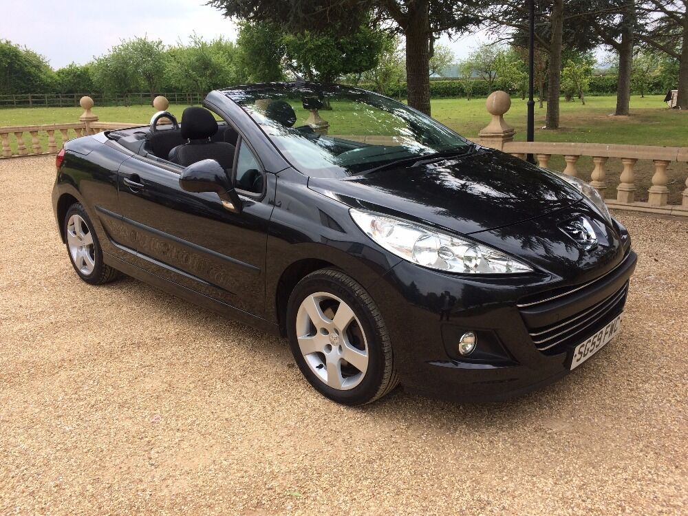 PEUGEOT 207 207 CC 1.6 Sport, MOT Nov 2017, Just Serviced ...