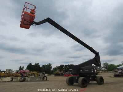 2013 Jlg 800a 80 4wd Diesel Articulating Boom Lift Man Aerial Skypower Bidadoo
