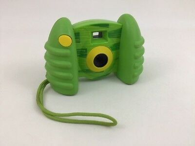 Digital Camera Discovery Kids Green Picture Photo Video USB Compatible 2013 for sale  Shipping to India