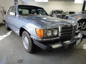 1978 Mercedes-Benz S-Class 280SE,MUST SEE,COLLECTOR ITEM