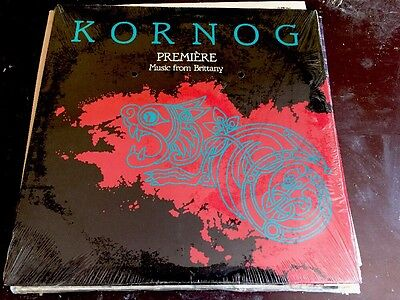 - Kornog: Premiere Music From Brittany - Green Linnet Records 1984