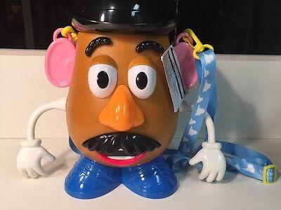 Tokyo Disneyland Mr  Potatohead Popcorn Bucket Shipped From Usa