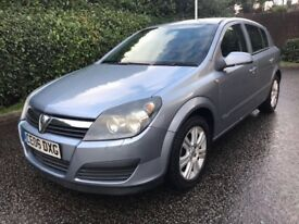 Vauxhall Astra 1.3 *78K millage* *12month mot* *FULL SERVICE HISTORY* QUICK SALE* (Peugeot polo golf