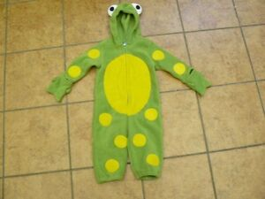 18-24 Months Frog Costume - $15.00