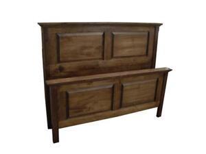 OCT SALE!!! Mennonites Made Solid Wood Queen King Size Beds