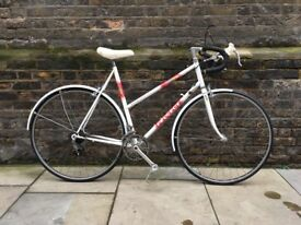 "Classic Ladies PEUGEOT PREMIERELLE Racing Road Bike - Fully Restored 1980s Retro - Vintage 22"" Frame"