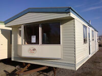 Static caravan Atlas Florida 28 x 12 ft / 2 bedrooms, good condition