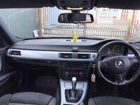 BMW 318D M SPORT SIDE STEP AUTOMATIC DIESEL