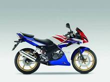 Hire LAMS CBR125 - $100 for the weekend / $60 for the day. Guildford Parramatta Area Preview