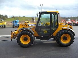 2013 Dec JCB 526-56 Agri fully loaded