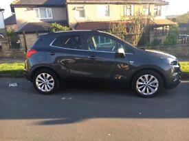 Vauxhall's Mokka X Elite 1.6 Petrol.