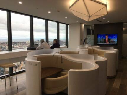 UNLIMITED access to 2000 Business Lounges globally