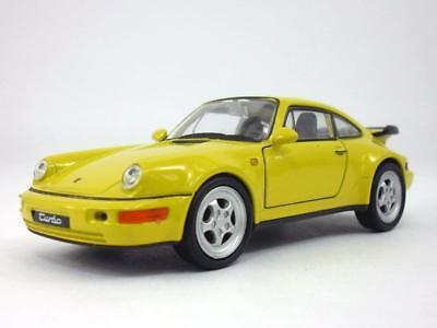 Porsche 911 / 964 Turbo Yellow 4.5