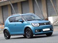 Brand new Suzuki Ignis in pristine condition