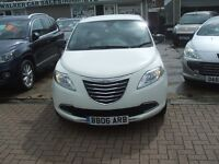 CHRYSLER YPSILON TWINAIR SE (white) 2012