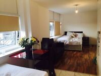 Amazing BRAND NEW very large studio just a minute from ilford station.