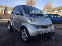 Smart ForTwo 0.7 Panoramic Roof Non Runner