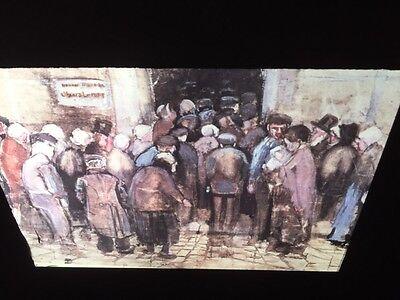 Vincent Van Gogh  State Lottery Office  Dutch Post Impressionism 35Mm Art Slide