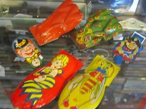 Various Vintage 50's/1960's Tin Litho Clickers - Old Toys Windsor Region Ontario image 3