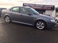 2007 SAAB 9-3 1.9 TiD Linear Sport Anniversary 4dr WOW AMAZING VALUE FOR MONEY JUST LOOK AT SPEC