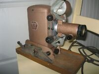 ANTIQUE/VINTAGE AMPRO DUAL SLIDE PROJECTOR