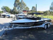 2007 Sleekline Contarge Series 2 Ski Boat + 350 Chevy Inboard Boondall Brisbane North East Preview