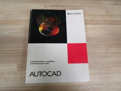 Autocad 100741 03 Manual Release 12 July 24  1992   Used