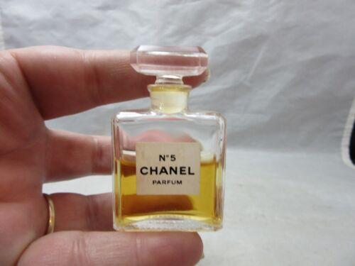 Vintage Miniature perfume bottle. Chanel No. 5