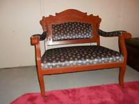 Beautiful antique Settee