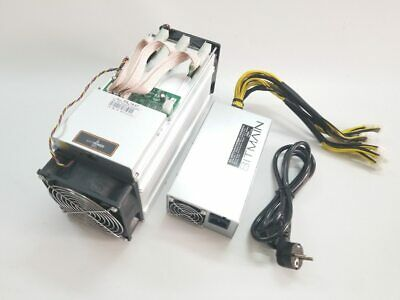 AntMiner S9j 14.5T New BTC Miner Bitcoin Mining Machine With Power Supply