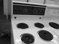 24 INCH WIDE, APARTMENT STOVE