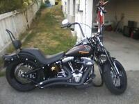 2009 Harley-Davidson Cross Bones With Financing Available!