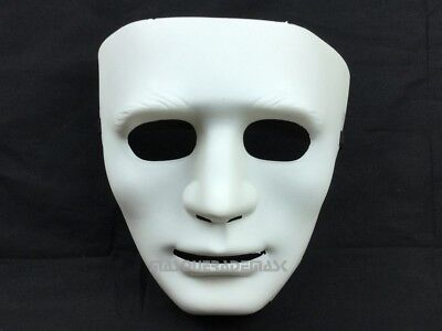Jabbawockeez Americas Best Dance Halloween Costume Cosplay Party Mask Hip-hop