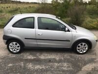 Corsa 1.2 sxi 82k low miles cheap at 450££ ideal car first come first serve