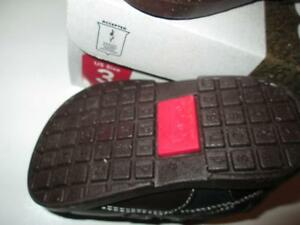See Kai Run Brown Leather Baby Shoes, size 3 NEW in box Belleville Belleville Area image 3