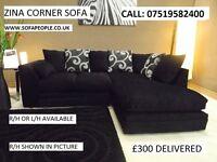 BRAND NEW corner sofa or 3+2 sofas different prices so go thru pics to make a choice