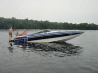 Fast and Furious 27ft Seabold Eagle with trailer