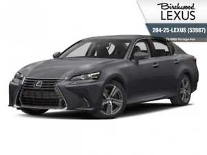 2017 Lexus GS 350 4dr Sdn AWD Executive Package