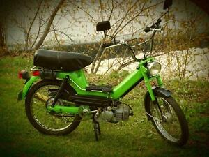 Moped Club *NOTHING FOR SALE*,Club de Mobylette *RIEN A VENDRE*