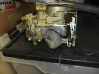 FOMOCO 1960's Single Barrel Carburetor
