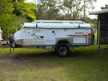 Jayco Hawk Outback bought new Jan 2013 Caboolture Caboolture Area Preview