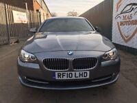BMW 520D SE 2.0 DIESEL AUTOMATIC LEATHER SAT NAV