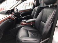 MERC-BENZ S350 3.5 L PETROL/LPG AUTO TOP SPEC