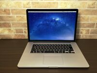 "MacBook Pro 15.4"" Aluminium 2.4Ghz 4GB"