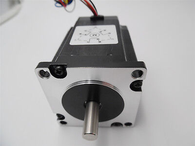 New Leadshine Nema23 1.5nm 212oz-in 3phase 6leads Stepper Motor 573s15 For Cnc